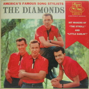 THE DIAMONDS - America's Famous Song Stylists