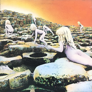 LED ZEPPELIN - HOUSE OF THE HOLY