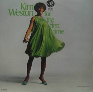 KIM WESTON - For The First Time