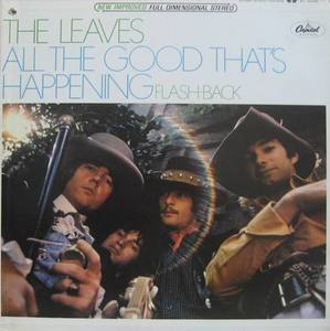 LEAVES - All The Good That's Happening