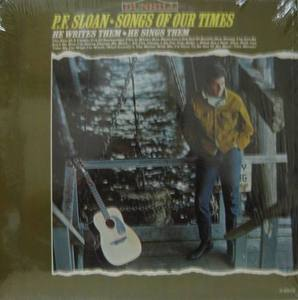 P.F. SLOAN - Songs Of Our Times