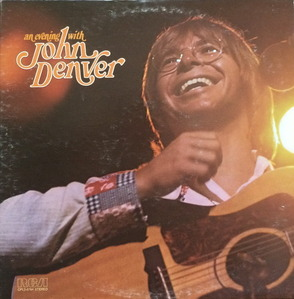 JOHN DENVER - An Evning with John Denver (2LP)
