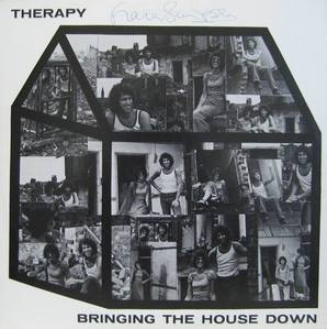 THERAPY - Bringing The House Down (오리지날 싸인)