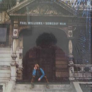 PAUL WILLIAMS - Someday Man
