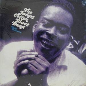 JAMES COTTON BLUES BAND - 1