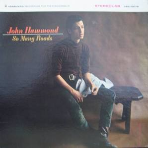 JOHN HAMMOND - SO MANY ROADS