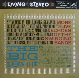 MORE LIVE ECHOES OF THE SWINGING BANDS - The Big 18