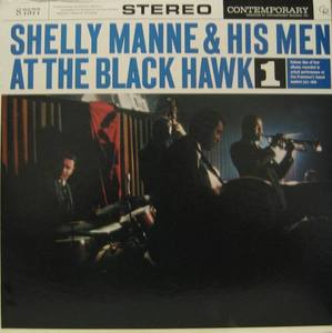SHELLY MANNE & HIS MEN - AT THE BLACK HAWK 1