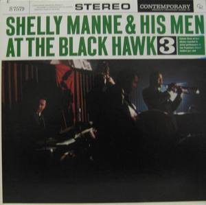 SHELLY MANNE & HIS MEN - AT THE BLACK HAWK 3