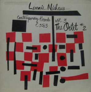 LENNIE NIEHAUS - The Octet, No. 2