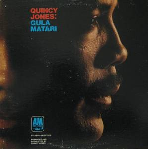 QUINCY JONES - GULA MATARI
