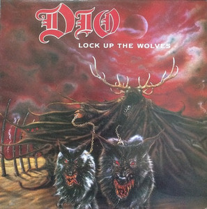 "DIO - LOCK UP THE WOLVES (""SAMPLE RECORD/Dio 스티커포함"")"