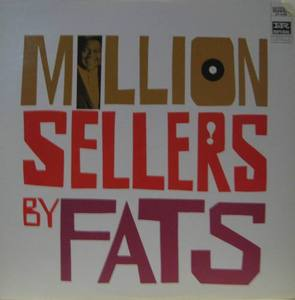 FATS DOMINO - MILLION SELLERS