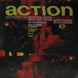 QUESTION MARK AND THE MYSTERIANS - Action
