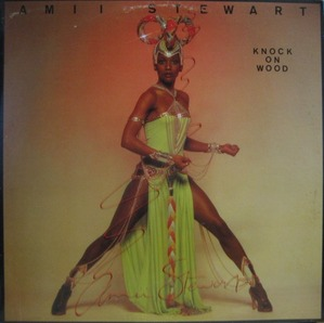 AMII STEWART~~KNOCK ON WOOD