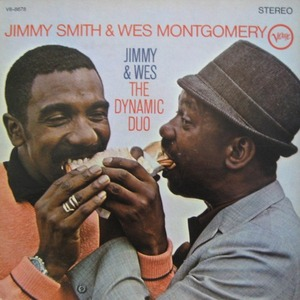 JIMMY SMITH & WES MONTGOMERY - DYNAMIC DUO '66