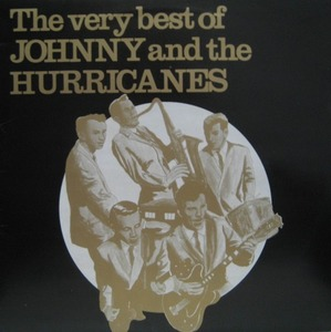 JOHNNY and the HURRICANES - Best (2LP)
