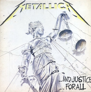 METALLICA - ...AND JUSTICE FOR ALL (2LP)