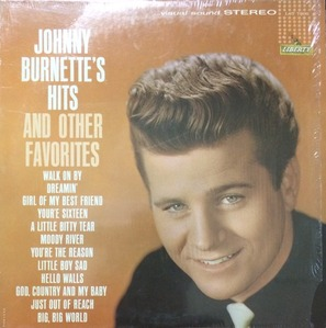 JOHNNY BURNETTE - Johnny Burnette's hits And Other Favorites