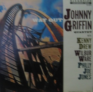 JOHNNY GRIFFIN QUART - WAY OUT!