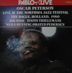 OSCAR PETERSON - LIVE AT THE NORTHSEA FESTIVAL (2LP)
