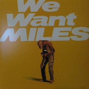 MILES DAVIS - We Want Miles (2LP)