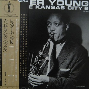 LESTER YOUNG - KANSAS CITY 6