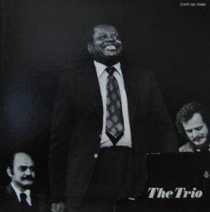 THE TRIO (Oscar Peterson, Niels Pedersen, Joe Pass)