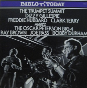 OSCAR PETERSON - The Trumpet Summit Meets the Oscar Peterson Big Four