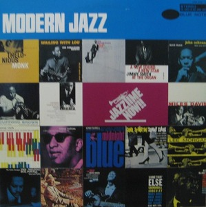 MODERN JAZZ - Double Gold Super Disk