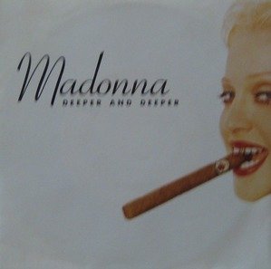 MADONNA - Deeper And Deeper (45rpm/EP)
