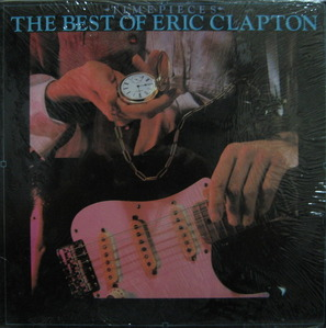 "ERIC CLAPTON - THE BEST OF ERIC CLAPTON (""노바코드"")"