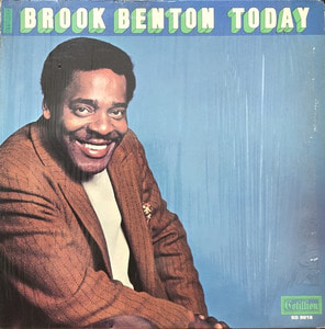 BROOK BENTON - BROOK BENTON TODAY