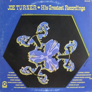 JOE TURNER - His Greatest Recordings