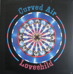 CURVED AIR - Lovechild