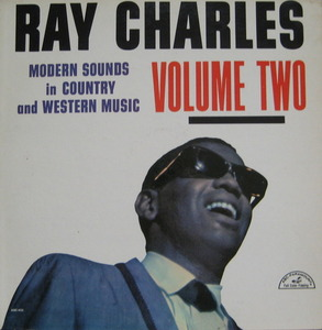 RAY CHARLES - MODERN SOUNDS IN Country and Western Music Vol.2