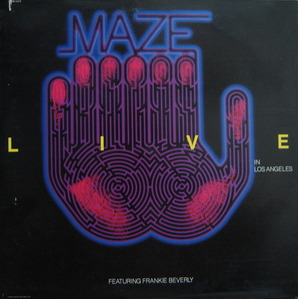MAZE - LIVE IN LOS ANGELES (2LP)
