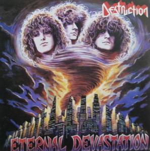 DESTRUCTION - ETERNAL DEVASTATION (준라이센스)