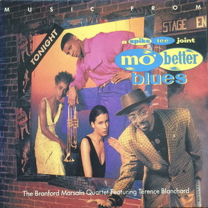 MO BETTER BLUES - Music From Mo' Better Blues