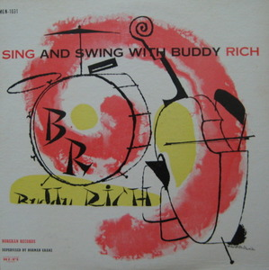 BUDDY RICH - Sing And Swing With Buddy Rich